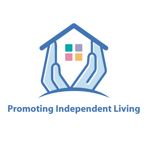 promoting indpendent living logo